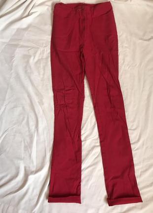 Чнрвоні штани
