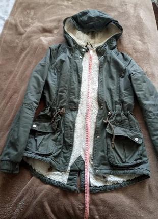 Парка/куртка/верхній одяг