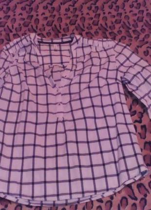 Рубашка marks&spencer размер 12