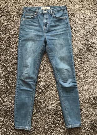 Джинсы джинси штани штаны topshop moto jamie очень качественные