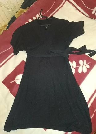 Красивое платье с блеском