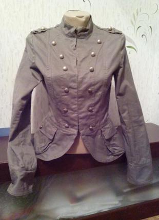 Пиджак в стиле милитари!