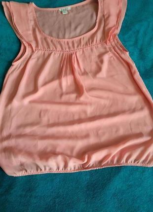 Шифоновая блуза нарядная можно для беременных