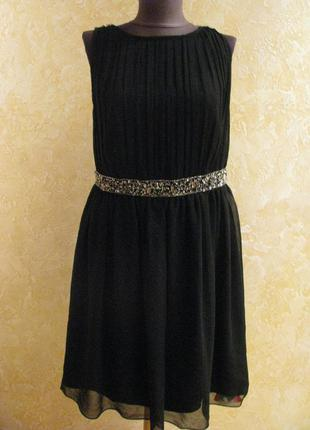 Новое нарядное платье south камни