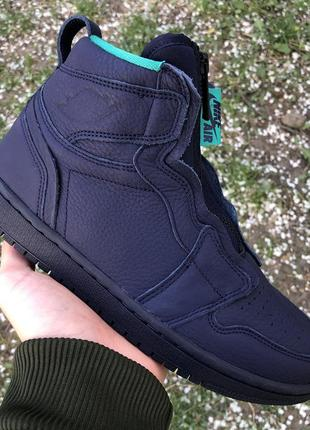 Кросовки nike air jordan 1 high zip