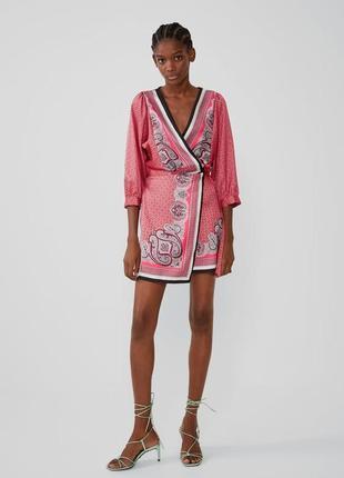 Супер стильное платье zara