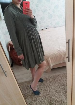 Плаття платье оверсайс  для беременных
