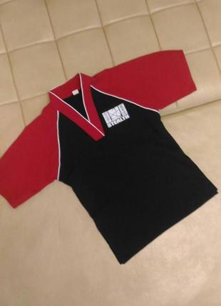 Куртка кимоно для кикбоксинга, рост 120см