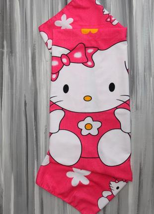Полотенце для деток hello kitty