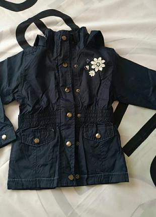 Куртка ветровка  110см, 5лет