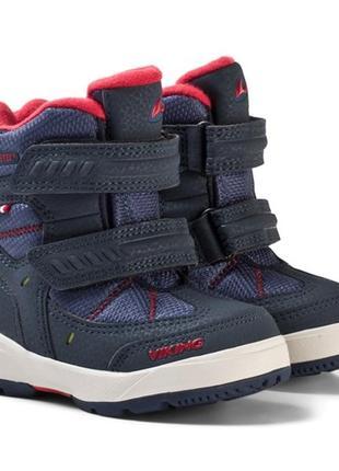Зимние ботинки viking toasty ii gtx, 27 размер (17,8 см), goretex