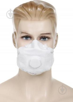Респіратор маска з клапаном клас захисту ffp 3