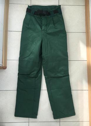 Зимние рабочие штаны