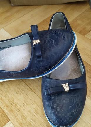 Туфли, балетки 35 размер