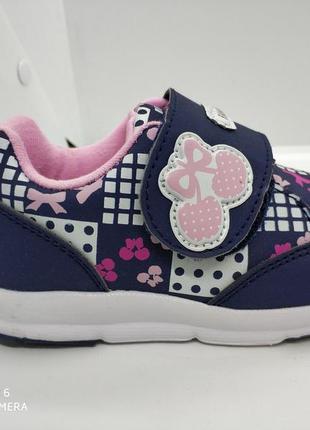 Кроссовки для девочки облегченные flamingo c 22 по 26 размеры