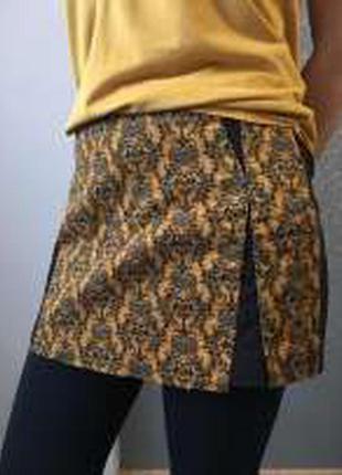 Стильная юбка pull&bear