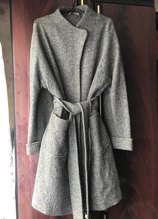 Пальто. овчинное пальто