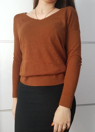 Кофточка джемпер пуловер