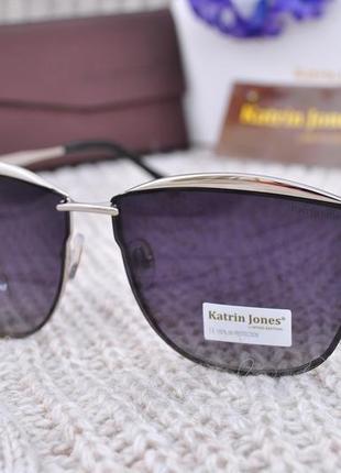 Фирменные солнцезащитные очки katrin jones polarized
