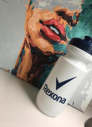 Бутылка для спорта rexona