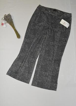 Стильные брюки кюлоты jbc бельгия размер 36 евро