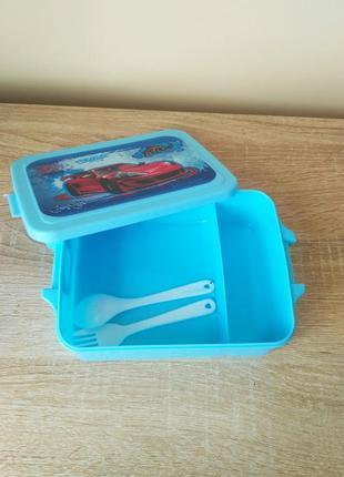 Ланчбокс ланч бокс контейнер для їжі2 фото