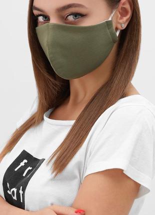 Защитные тканевые маски #розвантажуюсь