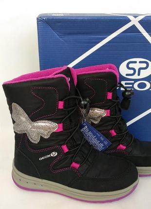 Ботинки geox сапоги р 29