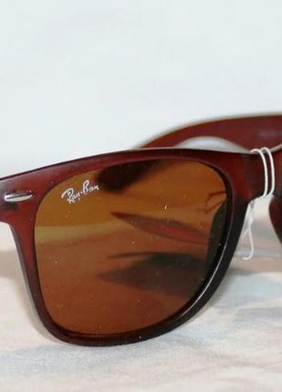 Солнцезащитные очки wayfarer 2140