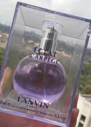 Женская парфюмированная вода lanvin eclat d'arpege {100 мл}акция!