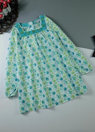 Туника-блузка на 5-6 лет/110-116 см