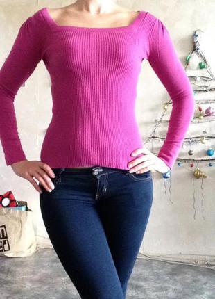 Фирменный свитер moda international