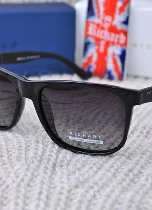 Фирменные классические очки thom richard polarized wayfarer