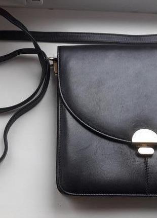 Кожаная сумка bodenschatz германия