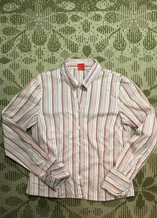 Рубашка s.oliver в полоску