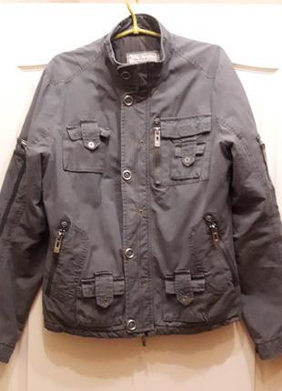 Куртка - бомбер бренда denim co!