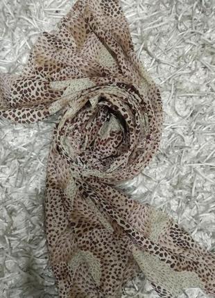 Парео платок палантин шаль