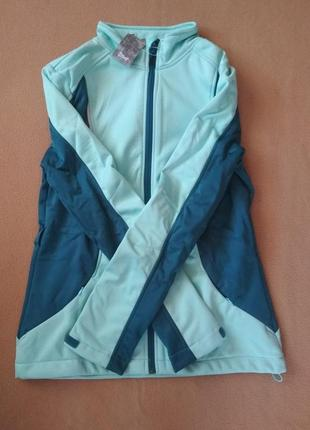 Ветровка утепленая куртка crivit