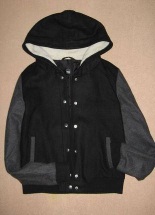 Куртка демисезонная драповая pimkie