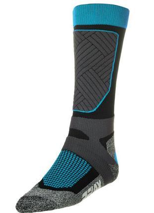 Шкарпетки лижні relax compress rs030b blue-grey