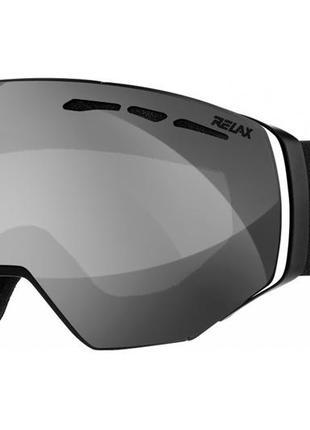 Маска гірськолижна relax ranger htg48 black
