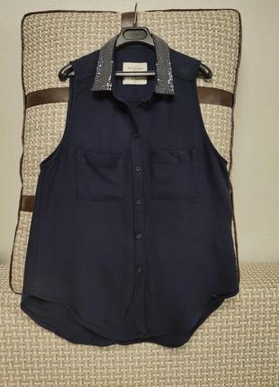Красивая блузка, майка, безрукавка. америкснский бренд.
