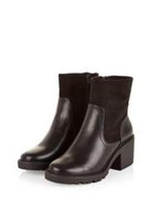 Сапоги деми new look 38 размер ботинки