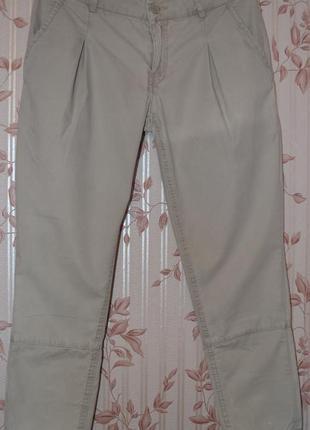 Белые брюки lo.g.g by h&m