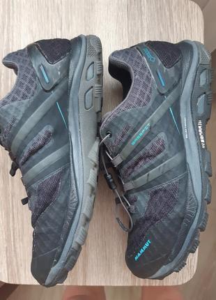 Mammut gtx треккинговые, трекинговые кроссовки. 26 см