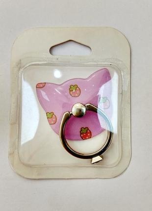 Кольцо-держатель мишки teddy