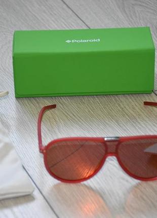 Солнцезащитные очки polaroid pld 6025-s 15j99oz оригинал с поляризацией