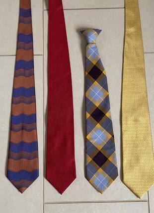 Набор изумительных галстуков премиум класса 💥💥💥