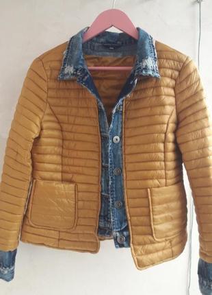 Стильная куртка the love brend