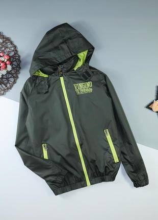 Куртка, ветровка подростковая на 12-14 лет